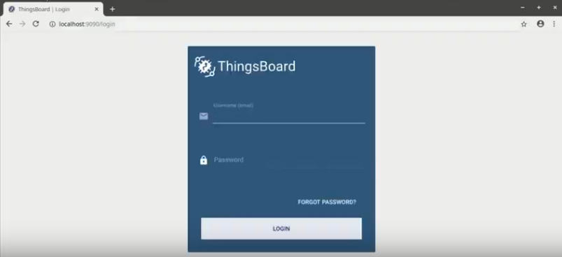 How to install Thingsboard (IOT Platform) with Docker in Ubuntu